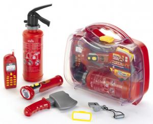 Valigia con set pompiere 8984 KLEIN