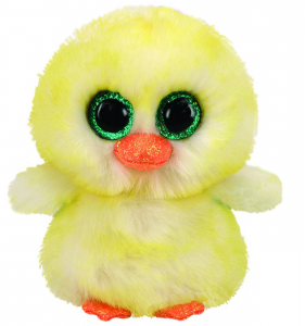 BEANIE BOOS 15cm LEMON DROP T36316 BINNEY e SMITH