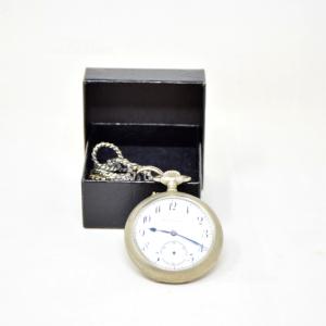 Orologio Da Taschino Mi.chronometre FUNZIONANTE