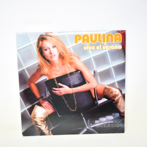 Vinile 45 Maxi Paolina Rubbio Vive El Verano