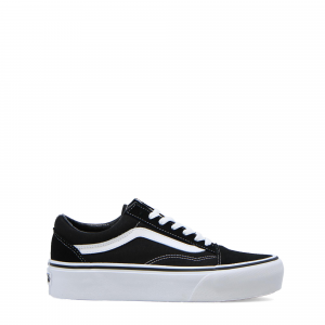 Vans Old Skool Platform Girl Black