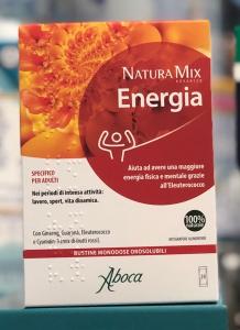 Natura Mix ENERGIA 20 bustine orosolubili