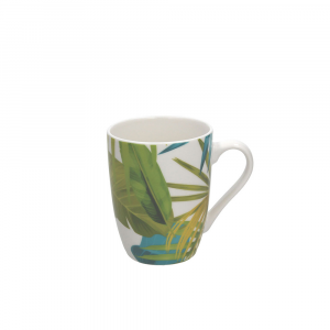 Tognana Tazza Latte Mug Metropolis Jungle