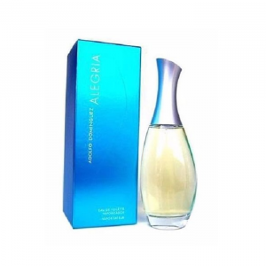 Adolfo Dominguez Alegria Woman Eau De Toilette Spray 100ml