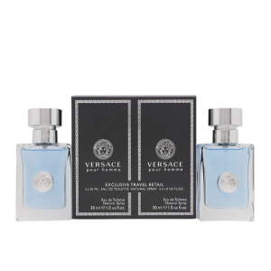 Versace Pour Homme Eau De Toilette Spray 30ml Set 2 Produits 2020