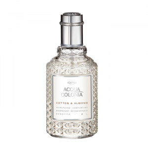 4711 Acqua Colonia Cotton & Almond Eau De Cologne Spray 50ml