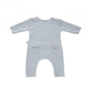 Tutina per neonato Jumpsuit Pure Bamboom Azzurro