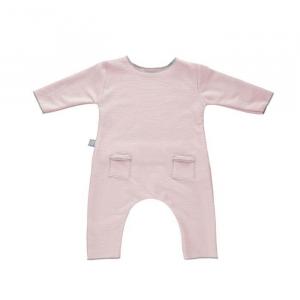 Tutina per neonato Jumpsuit Pure Bamboom Rosa