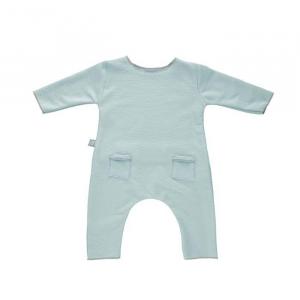 Tutina per neonato Jumpsuit Pure Bamboom Verde