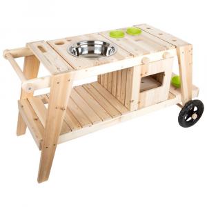 Cucina - Sabbiera da esterno per gioco bambini