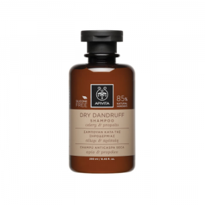 Apivita Dry Anti-Dandruff Shampoo 250ml