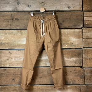 Pantalone Bakery Lowan Nukus Marrone