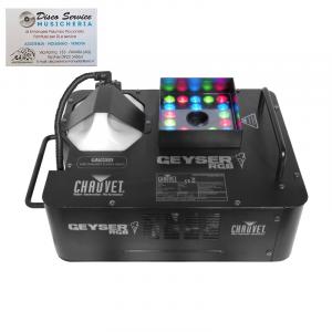 Chauver Macchina Fumo Effetto Geyser Led RGB usata