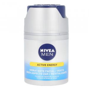 Nivea Men Active Energy Facial Moisturizer 50ml