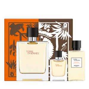 Terre D'Hermes Eau De Toilette Spray 100ml Set 3 Parti 2020