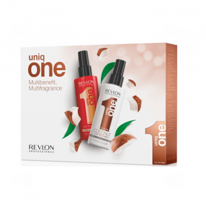 Revlon Uniq One ​​Pack Treatment Classic + Coconut 150ml Set 2 Pieces 2020
