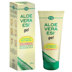 Aloe Vera Gel Vit. E e Tea Tree 200 ml