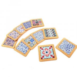 Quadretto Decorativo in Ceramica