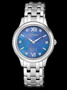 Citizen L Super Titanium Blu EM0720-85N