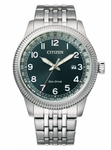 Citizen Aviator Of Collection BM7480-81L
