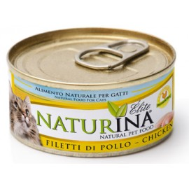 NATURINA ELITÉ GATTO FILETTI DI POLLO 70 GR