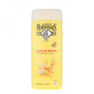 Le Petit Marseillais Vanilla Milk Shower Gel 400ml