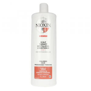 Nioxin System 4 Conditioner Scalp Therapy Revitaliser Fine Hair 1000ml