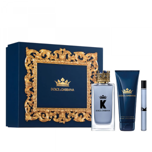 Dolce and Gabbana K Eau De Toilette Spray 100ml Set 3 Parti 2020