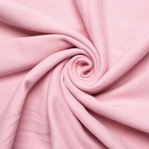 Organic fabric Petal Solid Interlock Knit