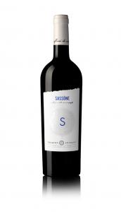 Sassone  - Blend di Montepulciano, Merlot e Cabernet