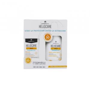 Heliocare 360 Pediatrics Atopic Locion Spray 250ml + Pedriatrics Mineral 50ml