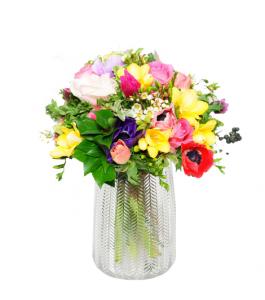 Bouquet colorato misto € 50,00