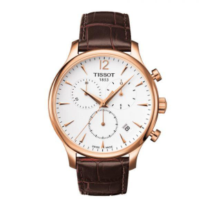 Tissot Tradition Chronograph Rosato T063.617.36.037.00