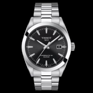 Tissot Gentleman Powermatic 80 Silicum Nero T127.407.11.051.00
