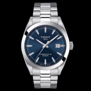 Tissot Gentleman Powermatic 80 Silicum Blu T127.407.11.041.00