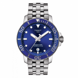 Tissot Seastar 1000 Powermatic 80 Blu T120.407.11.041.00