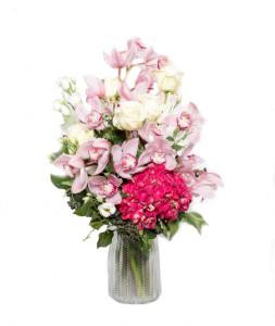 Bouquet orchidee € 60,00