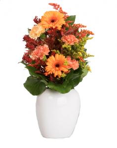 Bouquet arancio € 50,00