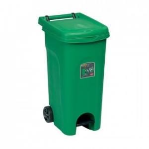 Stefanplast Bidone Urban Eco System 80 lt Verde