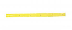 RA 66 50 vorne Sauglippen für Scheuersaugmaschinen COLUMBUS