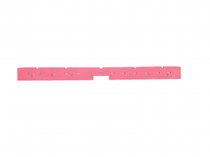 RA 433 IBC Gomma Tergipavimento ANTERIORE per lavapavimenti CLEANFIX - Fino a macchina n° 9525.200