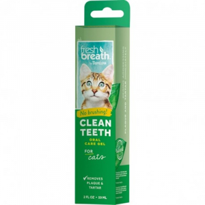 Tropiclean Cat Clean Teeth Gel 59ml