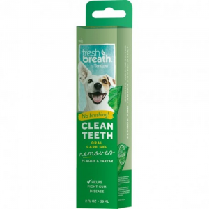 Tropiclean Clean Teeth Gel removes 59 ml