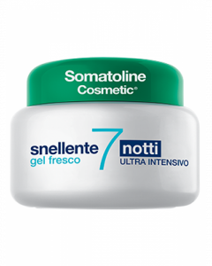 Snellente 7 Notti Ultra Intensivo Gel Fresco 250 ml