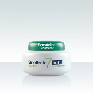 Somatoline Snellente 7 Notti Natural 400 ml