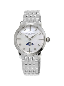 Frederique Constant Slimline Ladies Moonphase