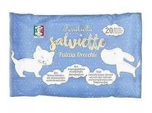 SALVIETTE FERRIBIELLA PULIZIA ORECCHIE 20 PZ