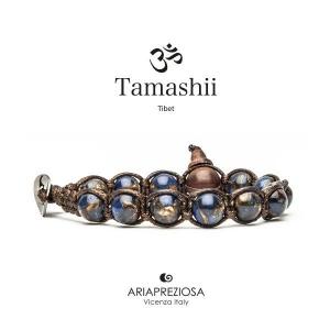 Bracciale Tamashii Quarzo Mosaico Blu