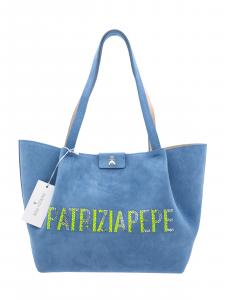 Shopping Patrizia Pepe 2V8895/A7F2-FA67 Azzurro