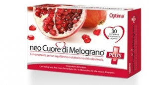 Optima Neo Cuore Di Melograno Plus 30 Compresse
